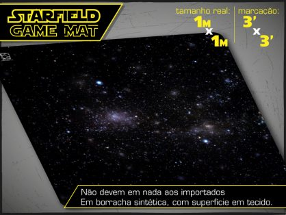 Starfield Game Mat