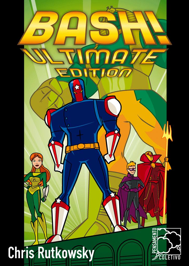 Capa do BASH! Ultimate Edition