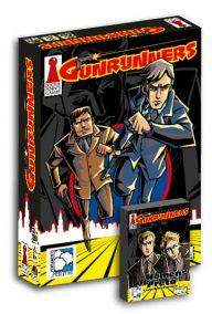 Gunrunners + Homens de Preto - caixas