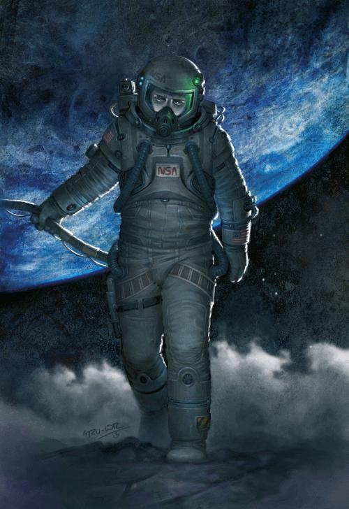 Astronauta da NSA