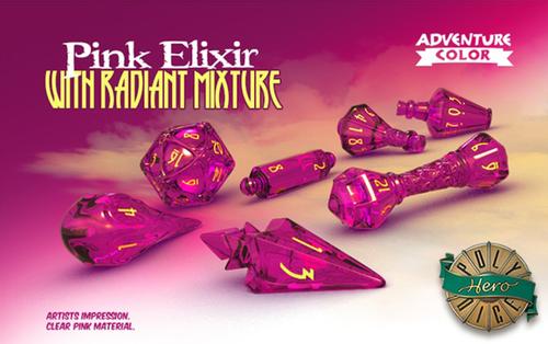 Wizard Set: Pink Elixir