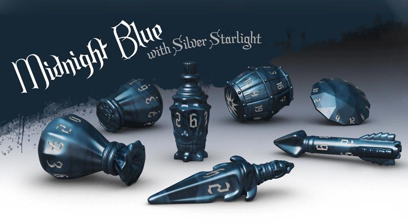 Rogue Set: Midnight Blue
