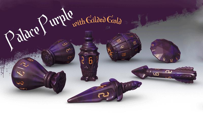 Rogue Set: Palace Purple