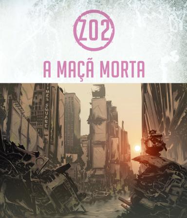 51fe8e12e Mutant  Ano Zero – Zona 02  A Maçã Morta  digital
